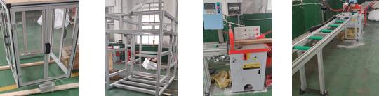 鋁型材擠壓生產