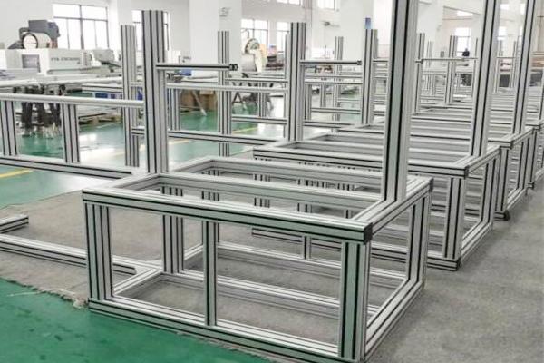 工業鋁型材的安全性高