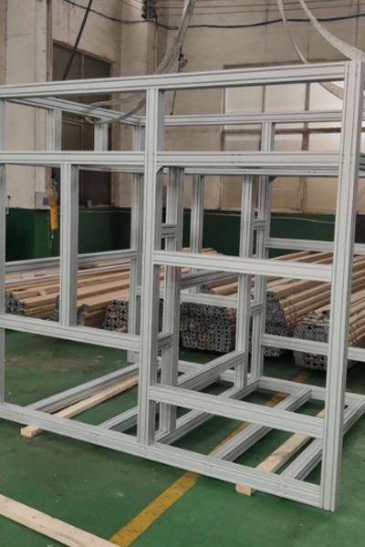 常州迅暉工業鋁型材廠家